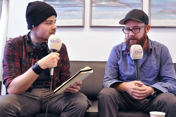 Interview mit Anders Fridén © Sonia Kampel