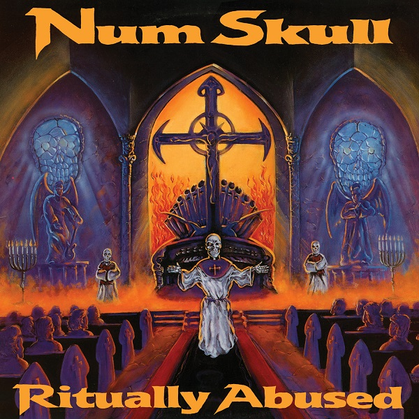 Num Skull Ritually Abused Cover