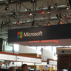 Microsoft auf der CeBIT 2015 - PICTURE GROUP - Zum Vergrößern klicken