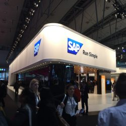 SAP auf der CeBIT 2015 - PICTURE GROUP - Zum Vergrößern klicken